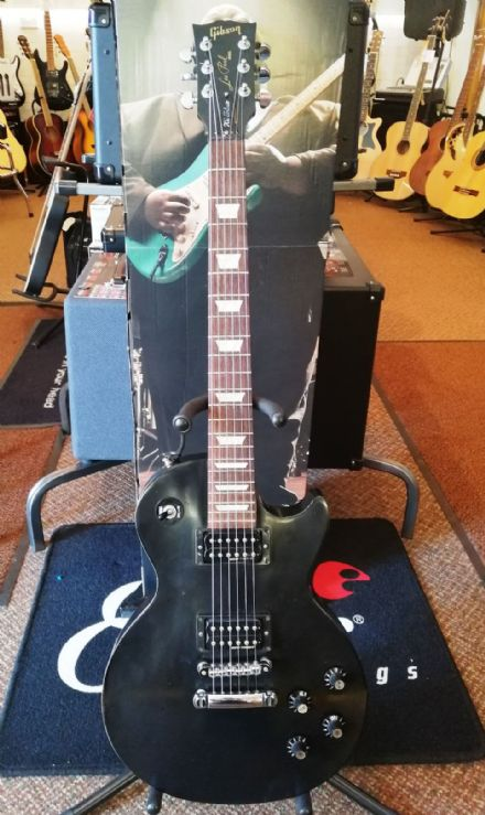 Gibson 2013 Les Paul Tribute 70's Ebony Black (Pre-Owned)